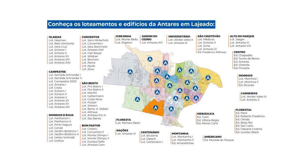 Imobiliária Antares contribui para o desenvolvimento de Lajeado há 45 anos